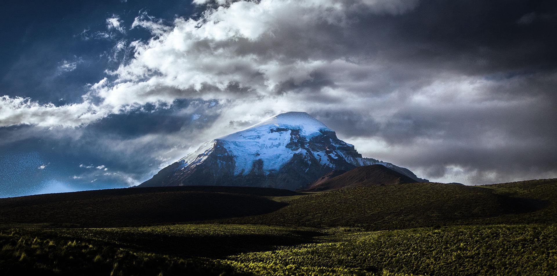 höhster Berg Boliviens